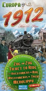 Ticket to Ride : 1912 - Europa